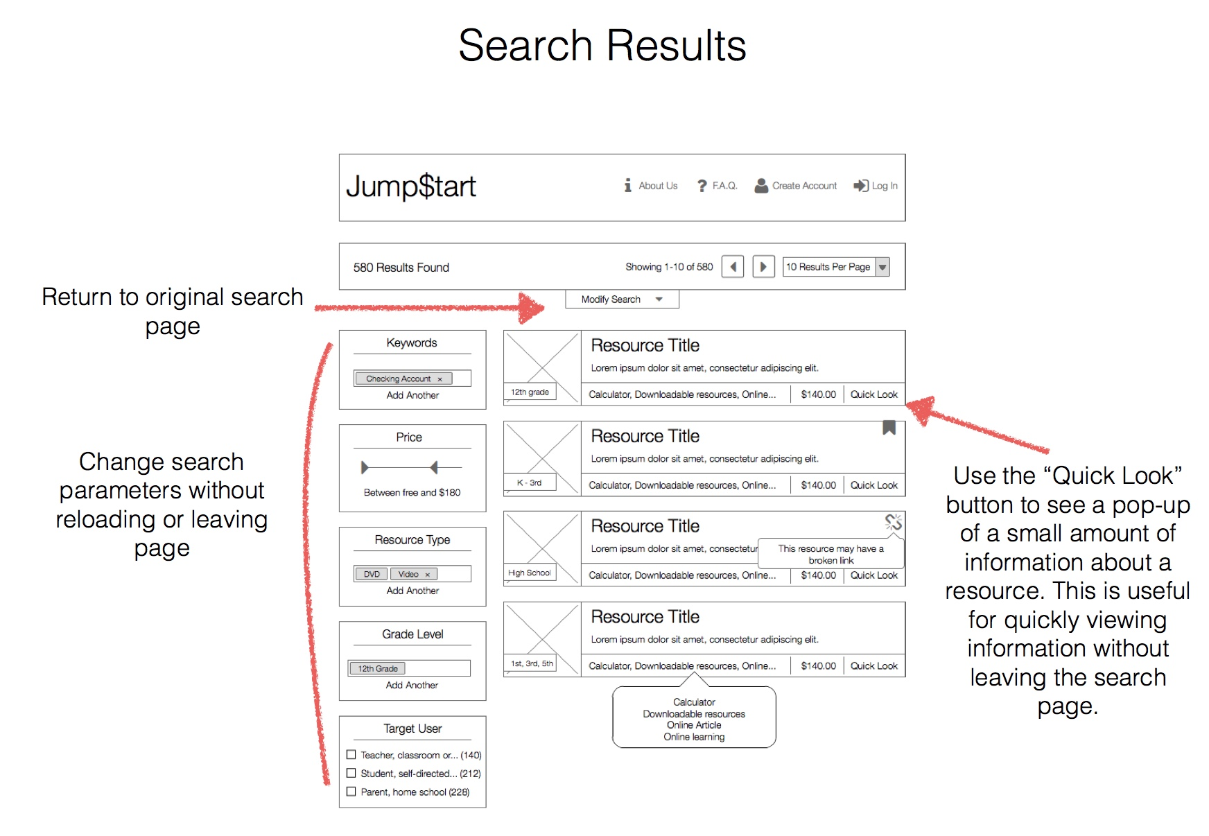 Jump$tart Search Results
